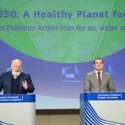 Green Deal europeo: Obiettivo UE azzerare l'inquinamento di aria, acque e suolo