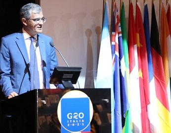 G20 Space: incontro tra agenzie spaziali e organismi internazionali