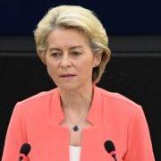 """La Presidente Ursula vonder Leyen:  """"Il digitale è, senza alcun dubbio, decisivo"""""""